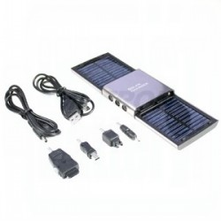 Mobile Device Solar Charger