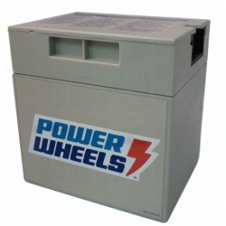 New Power Wheels 12 Volt Battery 00801-1869