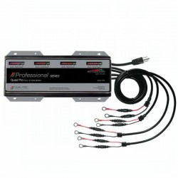 Dual Pro Ps4 4 Bank Battery Charger Marine Impact Battery
