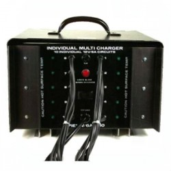 Quick Charge QPAGM 12 Volt 10 Bank Smart Charger