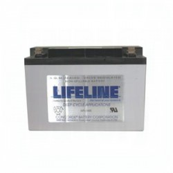 Lifeline GPL-1400T 12 Volt 57Ah Battery