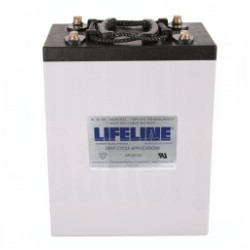 Lifeline GPL-6CT-2V 2 Volt 900Ah Battery