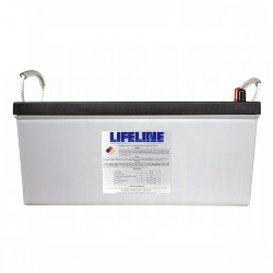 Lifeline GPL-8DA 12 Volt 255Ah Battery
