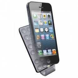 B01FXP1-BK-IP5 With iPhone 5