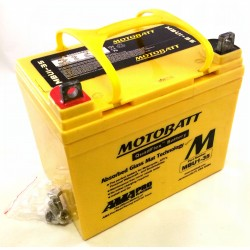 Sealed Lead Acid Scooter Battery MBU1-35