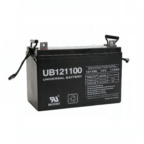 ub121100 l3 deep cycle marine rv battery 12 volt 110. Black Bedroom Furniture Sets. Home Design Ideas