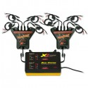 8-Station XC-2 QuadLink Charger Kit by PulseTech