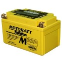 MotoBatt MBTZ10S QuadFlex Battery Replaces YTZ10S