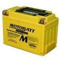MotoBatt MBTX9U AGM QuadFlex Upgrade for YTX9-BS and Others