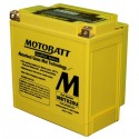 MotoBatt MBTX20U Sealed AGM Upgrade for YTX20L-BS