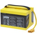 24 Volt Peg Perego Battery IAKB0522 (Original) Yellow