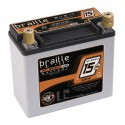 B2015 Braille Racing Battery Replaces YTX20L-BS...