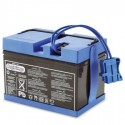12 Volt Peg Perego Battery IAKB0501 (Original) Blue