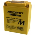 MotoBatt MB12U Powerful Sealed Upgrade for Yuasa