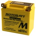 MotoBatt MBTZ7S High Performance AGM Replaces YTZ7S & YTX5L-BS