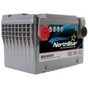 NorthStar Group 78 Front Terminal Automotive Battery NSB-AGM78