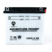 Adventure Power 12N5.5-3B