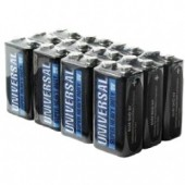 9 Volt Super Heavy Duty 12-Pack