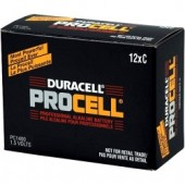 C Duracell / Procell 12-Pack