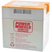 New Power Wheels Battery 00801-1776 With 40A Breaker