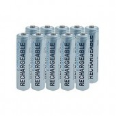 10 AAA Rechargeable Batteries