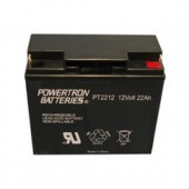 PowerTron 12V 22Ah SLA Battery