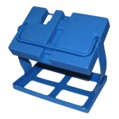Blue Peg Perego 12V 12Ah Lid & Base Assembled