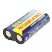 Lithium CRV3 Battery Rechargeable