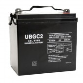 UPG UB-GC2 Gel 6 Volt 200Ah Battery