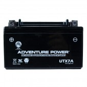 Adventure Power UTX7A (Yuasa YTX7A-BS Replacement)