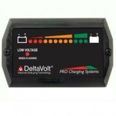 Dual Pro Battery Fuel Gauge 12V