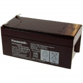 Panasonic LC-R123R4P 12 Volt 3.4Ah battery