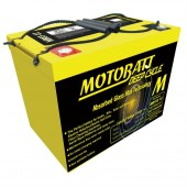 Group 27 MotoBatt MB105-12 Deep Cycle Battery