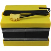 Yellow Peg Perego Battery