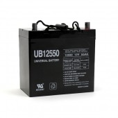 UPG UB12550-Z1 (Group 22NF) 12 Volt 55Ah Battery