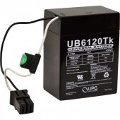 00801-0712 Replacement Battery