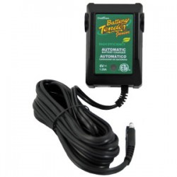 NEW VERSION Battery Tender JR 6V 1250mAh Charger Maintainer