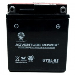 Adventure Power UT3L-BS