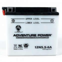 Adventure Power 12N5.5-4A