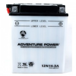 Adventure Power 12N14-3A
