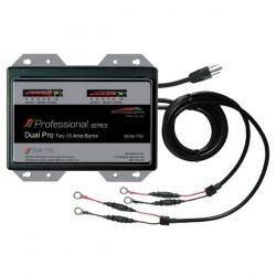 Dual Pro Charger 2 Bank 15 Amp