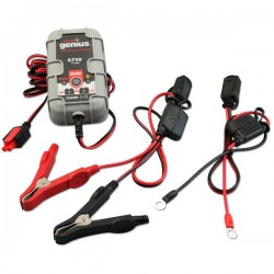 NOCO Genius 6V/12V Motorcycle Charger