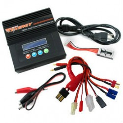 Tenergy TB6AC Dual Power Balancing Charger for NiMH, NiCD, Li-PO, Li-Fe, SLA