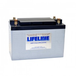 Lifeline GPL-31T-2V 2 Volt 630Ah Battery