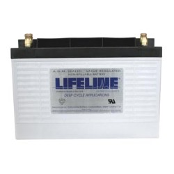 Lifeline GPL-31T 12 Volt 105Ah Battery