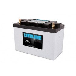 GPL-31XT Group 31 Lifeline 125Ah Battery