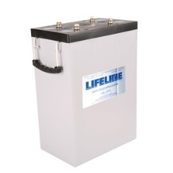 Lifeline GPL-L16T-2V 2 Volt 1200Ah Battery
