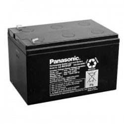 Panasonic LC-RA1212P 12V 12Ah Battery