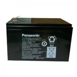 Panasonic 12V 12Ah Rechargeable Battery LC-RA1212P1