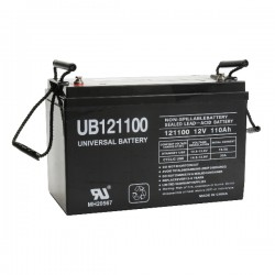 UB121100-I6 Sealed AGM